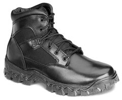 "Rocky 6"" AlphaForce Lace-up Waterproof Duty Boots, , hi-res"