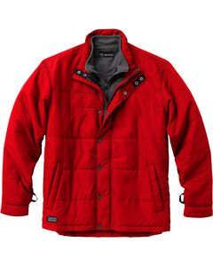 Dri Duck Men's Traverse Polyester Jacket, , hi-res