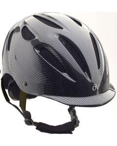Ovation Women's Protege Riding Helmet, Grey, hi-res
