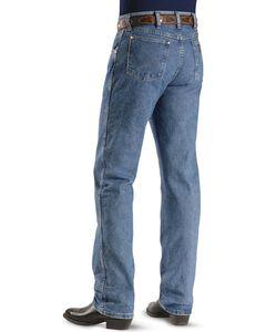Wrangler Jeans - 47MWZ Original Fit Stonewash, Stonewash, hi-res