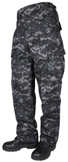 Tru-Spec Men's Urban Digital Camo BDU Pants , , hi-res