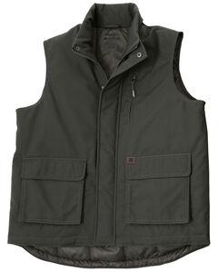 Wrangler Men's RIGGS Workwear Foreman Vest - Big & Tall, , hi-res