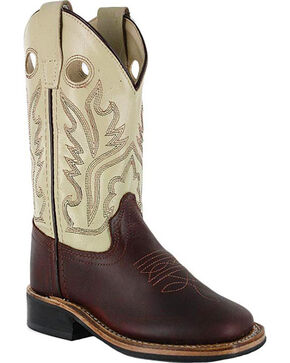 Cody James Children's Western Boots, Brown, hi-res