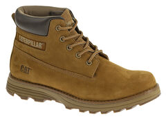 Caterpillar Men's Founder Boston Lace Up Work Boots, , hi-res