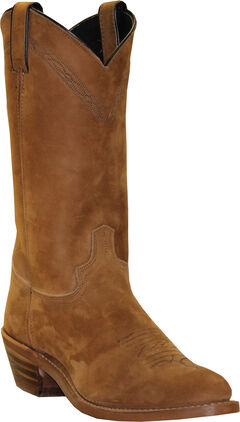 Abilene Boots Men's Pull-On Western Work Boots, , hi-res