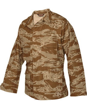 Tru-Spec Classic Battle Dress Uniform Coat - Big and Tall, Desert, hi-res