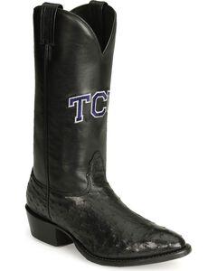 Nocona Texas Christian University College Boots, , hi-res