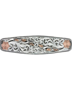 Montana Silversmiths Winding Leaves in Fall Barrette, , hi-res