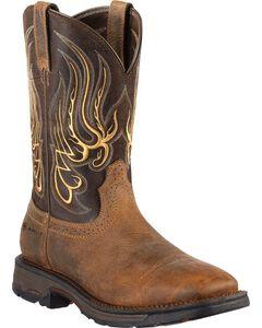 Ariat Workhog Mesteno Work Boots - Square Toe, , hi-res