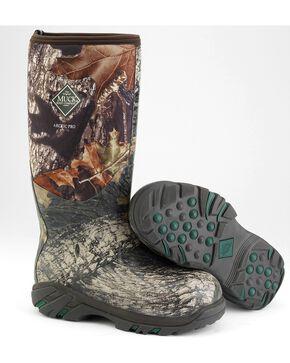 Muck Men's Mossy Oak Arctic Pro Boots , Camouflage, hi-res