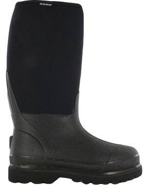 Bogs Men's Rancher Waterproof Boots, Black, hi-res