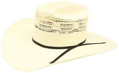 Ariat Men's Bangora Double S Hat , Natural, hi-res