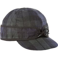 Stormy Kromer Black The Waxed Cotton Cap, , hi-res