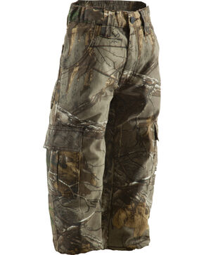 Berne Youth Boys' Camo Duck Field Pants, Camouflage, hi-res