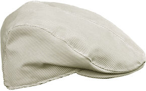 Stormy Kromer Men's Driver Cap, Cream, hi-res