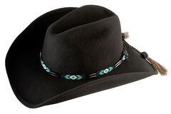 Bullhide Secret Message Wool Hat, , hi-res