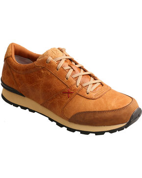 Twisted X Men's Western Athleisure Shoes , Tan, hi-res