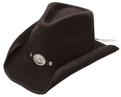 Stetson Hollywood Drive Crushable Wool Cowboy Hat, , hi-res