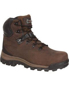 Rocky Core Waterproof Hiker Work Boots - Round Toe, , hi-res