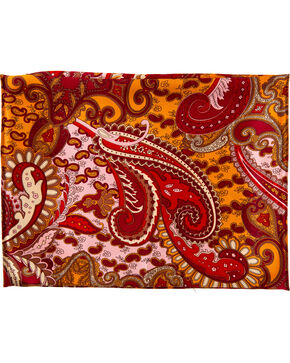 Schaefer Outfitter Paisley Wild Rag , Rust Copper, hi-res