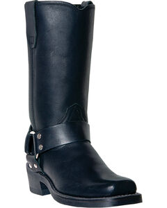Dingo Women's Molly Harness Boots - Square Toe, , hi-res