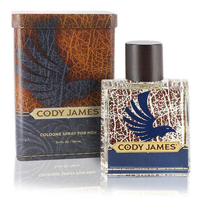 Cody James Men's Tru 3.4oz Cologne, Brown, hi-res
