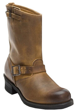 Frye Men's Engineer 12R Boots, , hi-res