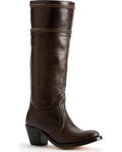 Frye Women's Jane 14L Wide Calf Tall Boots - Round Toe, , hi-res