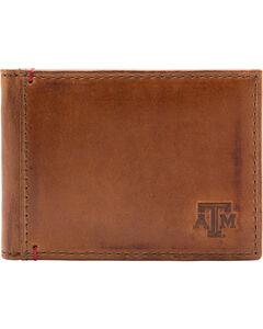 Jack Mason Men's Texas A&M Campus Flip Bifold Wallet, , hi-res