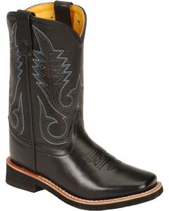 Smoky Mountain Youth Western Boots - Square Toe, , hi-res