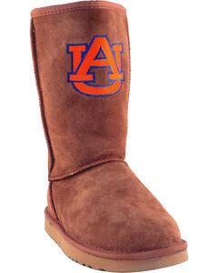 Gameday Boots Women's Auburn University Lambskin Boots, , hi-res
