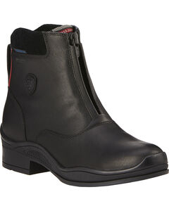 Ariat Women's Extreme Zip H2O Insulated Paddock Boots, , hi-res