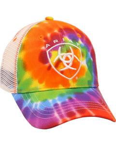 Ariat Women's Tie-Dye Mesh Ballcap, , hi-res