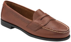 Eastland Women's Brown Classic II Penny Loafer , , hi-res