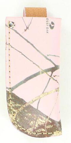 Nocona Pink Mossy Oak Large Knife Sheath, , hi-res
