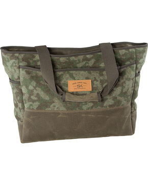 Stormy Kromer The Carryall Bag, Moss, hi-res