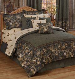 Browning Whitetails California King Comforter Set, , hi-res