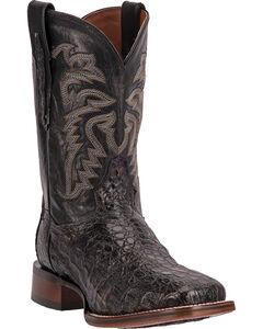 Dan Post Everglades Caiman Cowboy Boots - Square Toe, , hi-res