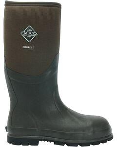 Muck Boots Chore Cool Hi Work Boots - Steel Toe, , hi-res