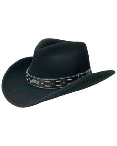 Jack Daniel's Crushable Wool Water-Resistant Hat, , hi-res