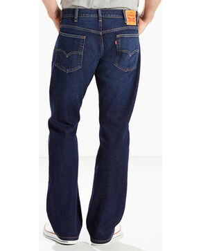 Levi's Men's 517 Boot Cut Stretch Jeans, Indigo, hi-res