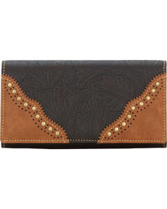 Bandana by American West Castle Rock Flap Wallet, , hi-res