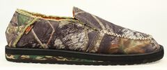 Double Barrel Casual Camo Canvas Slip-Ons, , hi-res