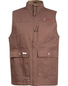 Rocky WorkSmart Men's Canvas Vest, , hi-res
