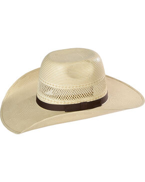 Resistol Men's Solano Promo Straw Hat , Tan, hi-res