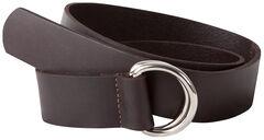 Mountain Khakis Men's Brown D-Ring Belt, , hi-res