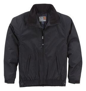 5.11 Tactical Big Horn Jacket - 3XL and 4XL, Black, hi-res