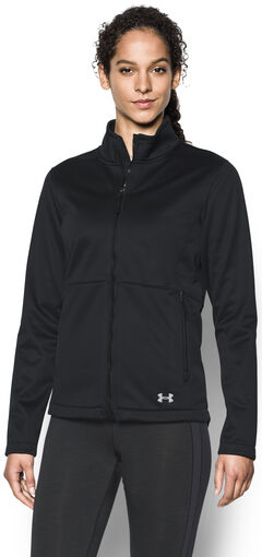 Under Armour Women's Coldgear Infrared Softershell Jacket, , hi-res