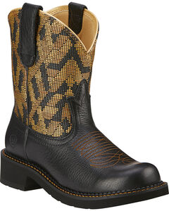 Ariat Fatbaby Heritage Vivid Cowgirl Boots, , hi-res