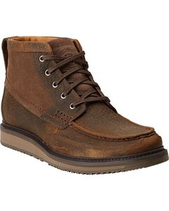 Ariat Lookout Lace-Up Casual Boots, , hi-res